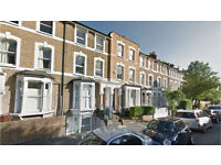 Clapton E5. Large, Light & Modern 3 Bed Furnished Flat in Stunning Period Conversion on Quiet Street
