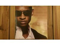 Usher 'Burn' 12 inch Vinyl Single