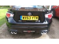 Toyota GT86 Limited Edition TRD *Sat Nav + Half Leather*
