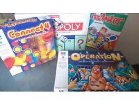 Four Classic Board Games