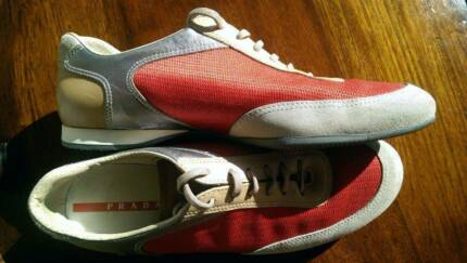 PRADA shoes - Men's size 9 1/2 Redfern Inner Sydney Preview
