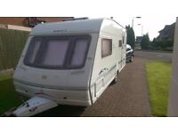 Caravan - Touring Caravan 2004 Swift 530 SE -Excellent Condition -Newtownabbey County Antrim