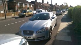 Jaguar XF 3.0 V6 Luxury 4dr