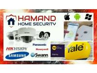 Smart Home Security - HD CCTV system Packages, CCTV Installation Manchester North West
