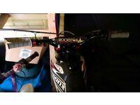 Demonx 125cc pitbike