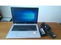 HP Ultrabook Folio 9470m i5 vPro 1.9GHz - 2.40GHz , 8GB RAM, 500Gb Hard Drive