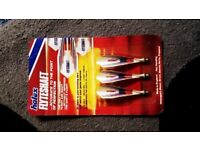 HALEX Flyteshaft & Masters Titanium Darts Shafts - £60 -Job Lot Less than Wholesale Price, MUST GO