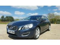 2010/11 Volvo S60 2.4 D5 1 Owner NEW MOT Full Service History HPI Clear