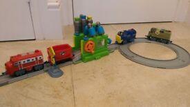 Chuggington Train set - £9