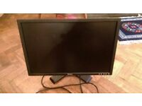 "Dell 22"" LCD HD Monitor"