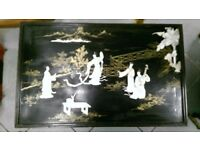 Antique Chinese Tea Table