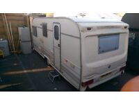 Excellent 1997 Avondale Grampian 4 Berth Caravan