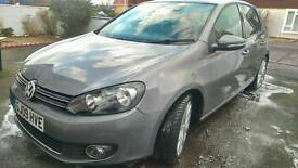 Vw golf gt tdi dsg 2.0 tdi