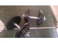 Marcy 55kg Dumbell Set