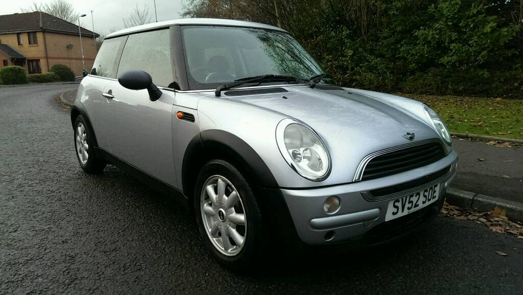 2002 52 MINI ONE * LONG MOT JUNE 2017 *