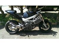 Streetfighter custom show Honda vtr 1000 rat rsv Ducati supermoto