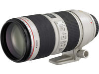Canon 70-200mm 2.8 IS USM mk2 fully boxed.