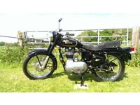 Royal Enfield Bullet 350cc - Low Mileage