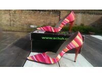 SCHUH Colourful stripey stilettos - Never worn - Size 37
