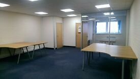 Office space for rent in Worthing. 470sqft. Suitable for 2-4 people or storage