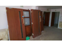 For Sale approx 30 number Fire Doors.