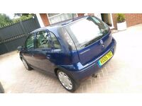 Vaxhall corsa. Great condition and working order!