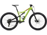Specialized Camber Comp Carbon 650b 2017 Model. 6 weeks old, ridden 3 times only.