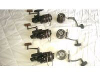 Daiwa windcast br5000lda x3 in excellent condition