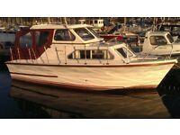 Motor Boat / Cabin Cruiser 21ft Regency Waverider