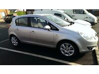 Vauxhall Corsa 2009, 5 Door, Mileage 82000, Excellent condition, One former keeper-- BARGAIN