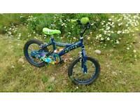 Ben ten alien force boys bike 16 inch