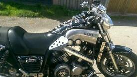 Yamaha 1200 vmax (full power import)