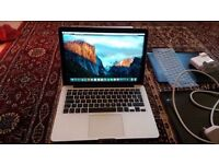 "Macbook Pro 13"" Retina (Early 2015) - PERFECT CONDITION - In Box -8GB RAM"