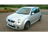 2002 - VW Lupo GTI - Rare Moon Silver