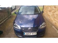 VW Golf TDI GT Sport 170. Excellent power, good MPG, clean and tidy throughout. Reluctant sale.