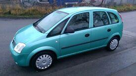 Vauxhall Meriva Auto