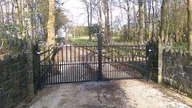 Gates, fences, balustrades, railing