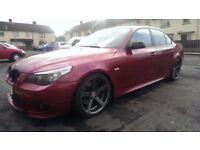 BMW 535D (NOT 335D E350 E320 330D 525D 520D 530D 325D 320D M3 M5 E60 E39 E90 E92 E61 F10 F11 E46 )