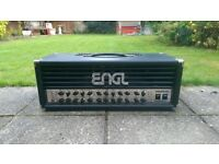 ENGL Invader 100w All tube Electric Guitar Amp head