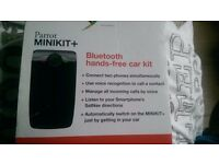 Parrot minikit+, missing charger, in car bluetooth adapter