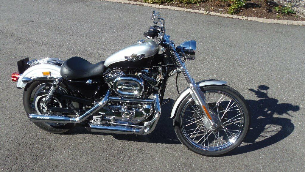 100th Anniversary Harley Davidson 1200 Sportster - a chance to own