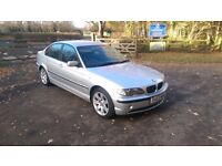 REDUCE PRICE! BMW 320d 150bhp 6 speed Gearbox E46 New Service Great condition