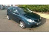 Vw Polo 1.2 03 Spares or repair