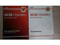 GCSE AQA Chemistry Textbook & Workbook
