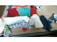 Huge bundle of boys 0-3 months