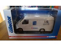 Corgi Collector Master Replica Van