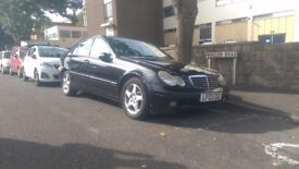 Mercedes-Benz C220 CDI Automatic 2003