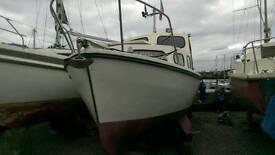 Sea farer 21 fishing boat