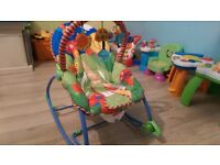 IBABY ROCKING CHAIR