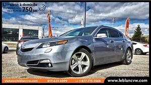 2012 Acura TL SH AWD CUIR+TOIT ...IMPECCABLE!!